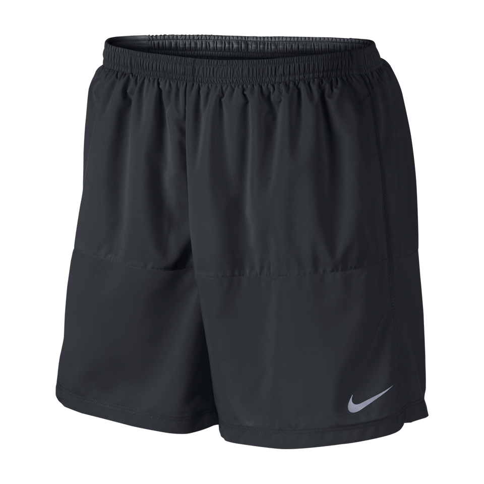 "Nike Men's 5"" Distance Short Black"