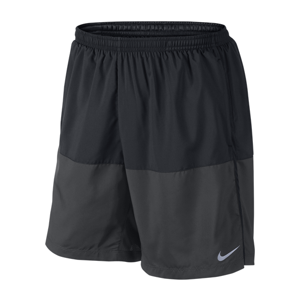 "Nike Men's 7"" Distance Short Black/Anthracite"