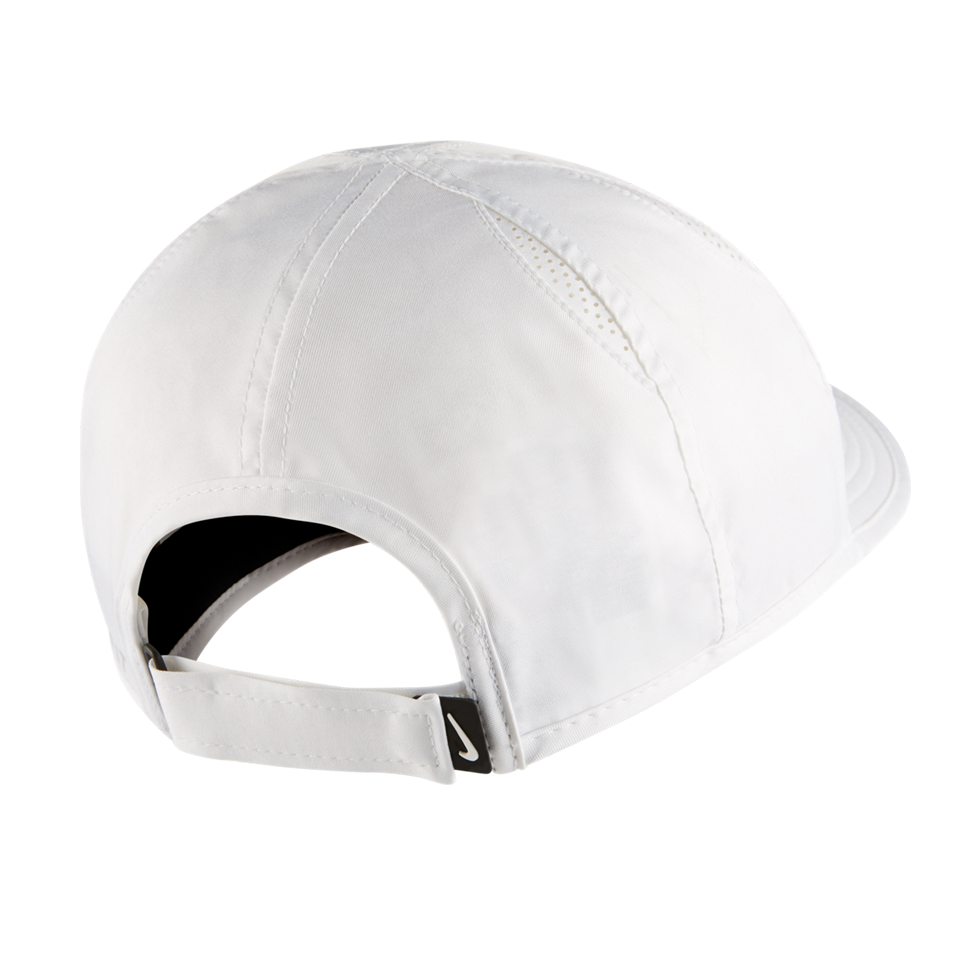 Nike Sportswear AeroBill Featherlight	Adjustable Cap White