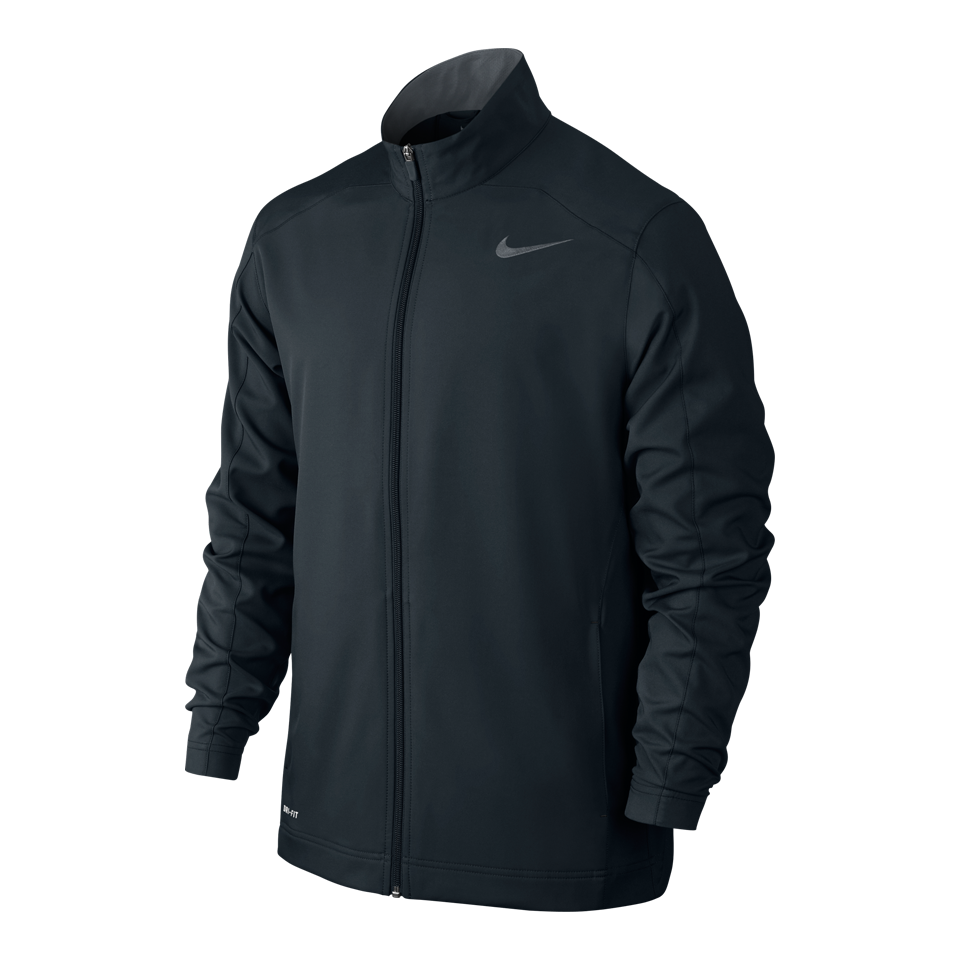 Nike Men's Team Woven Jacket Black