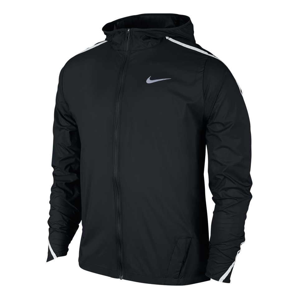 bd6b7f267d7c Nike Men s Impossibly Light Hooded Jacket Black - Play Stores Inc