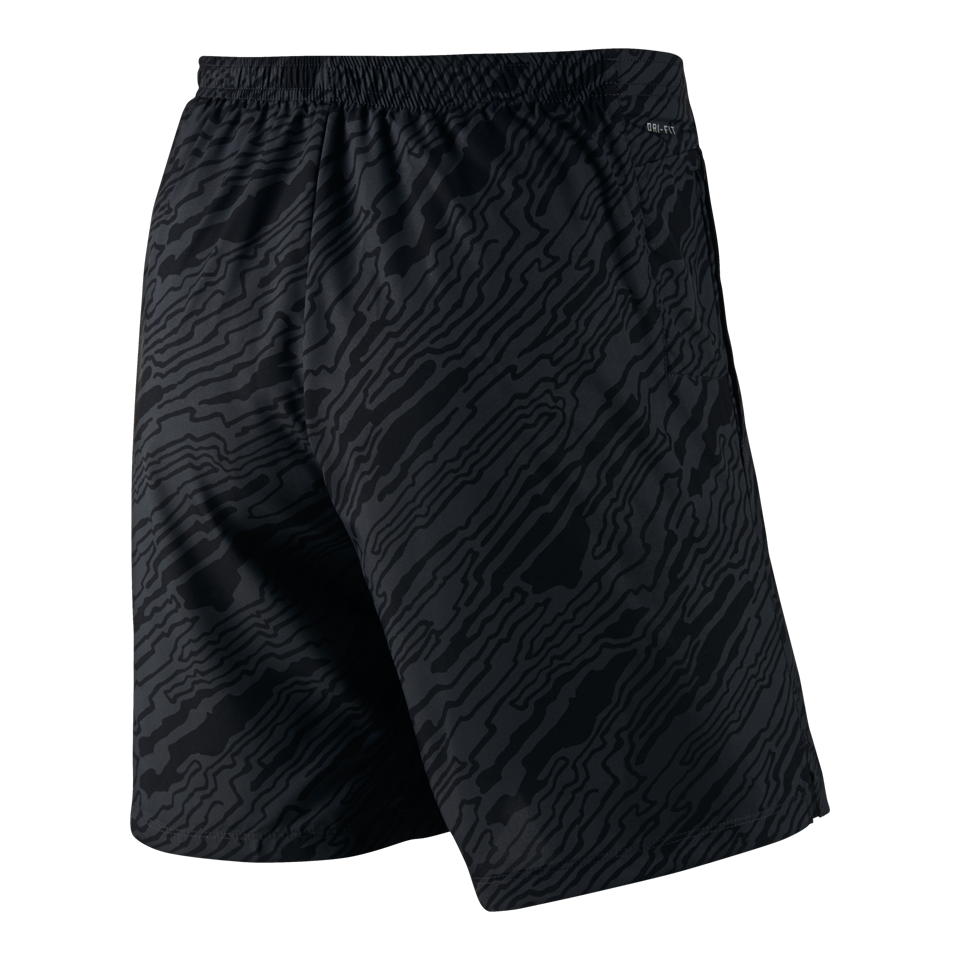 "Nike Men's Distance Elevate 7"" Short Anthracite"
