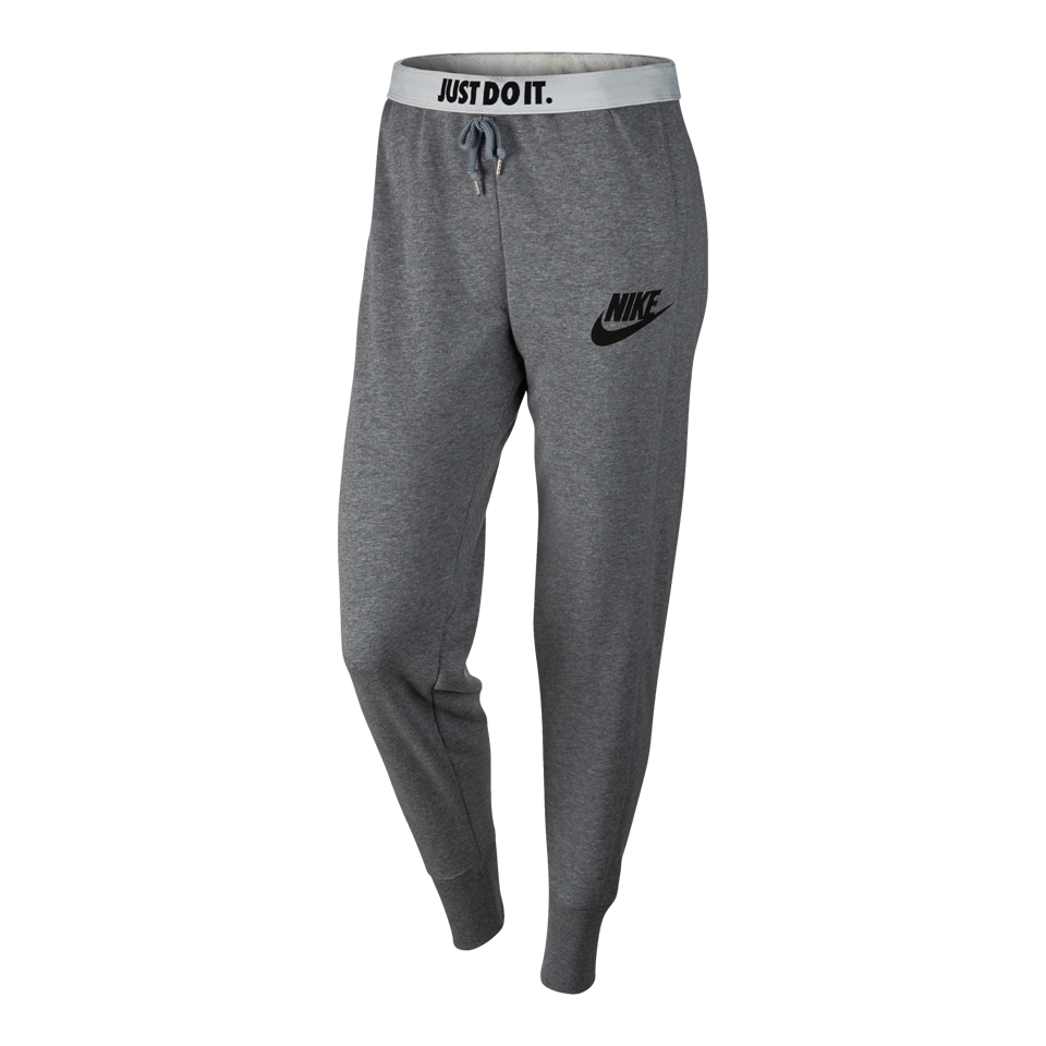 Nike Women's Rally Plus Jogger Pant Grey
