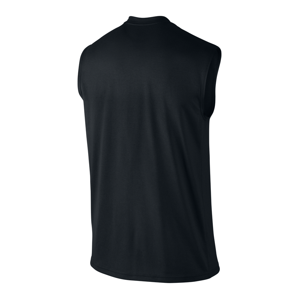 Nike Men's Legend 2.0 Sleeveless Tee Black