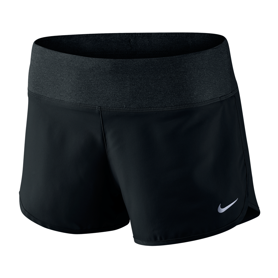 "Nike Women's Rival 3"" Running Short Black"