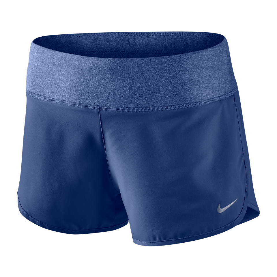 "Nike Women's Rival 3"" Running Short Deep Royal"
