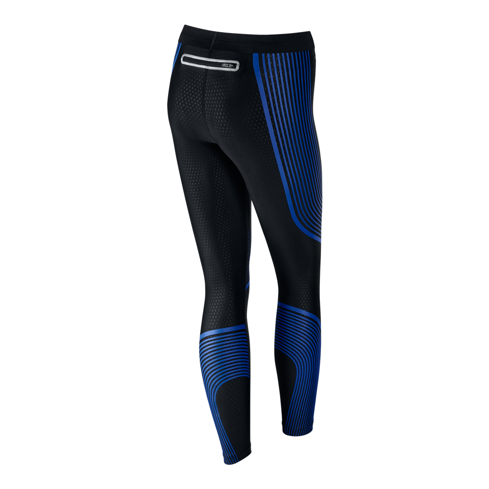 Nike Women's Power Speed Running Tights Black
