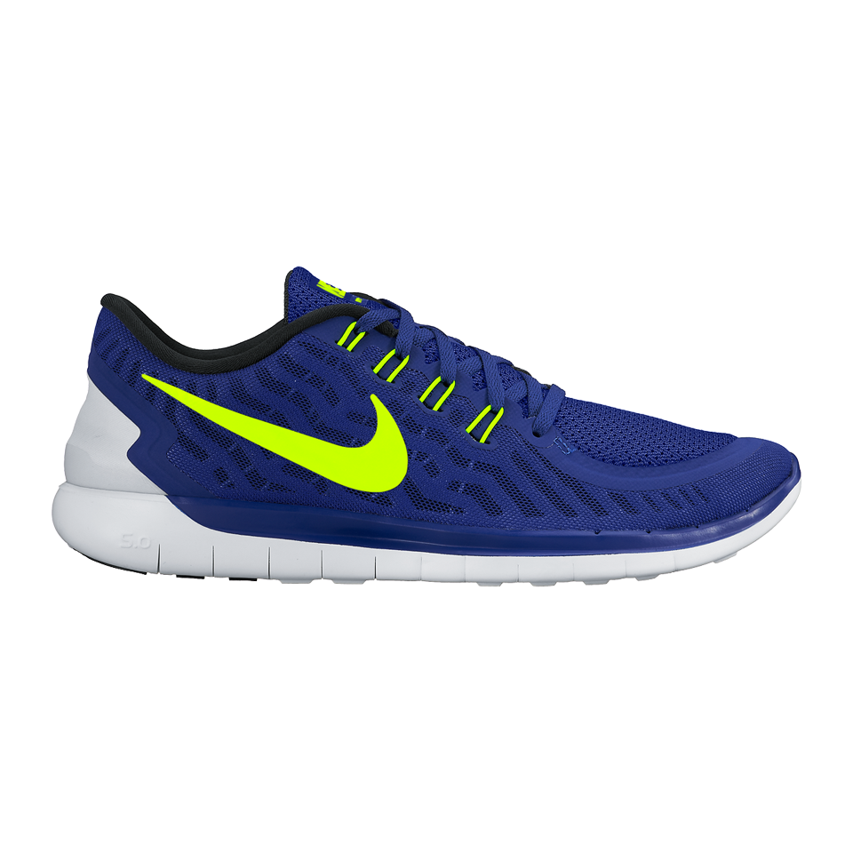 Nike Men's Free 5.0 Royal Blue