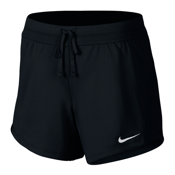 Nike Women's Infiknit Mid Short Black