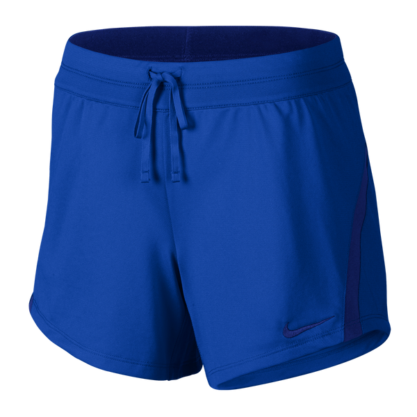 Nike Women's Infiknit Mid Short Game Royal