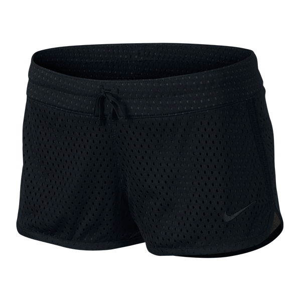 Nike Women's Reversible Training Short Black