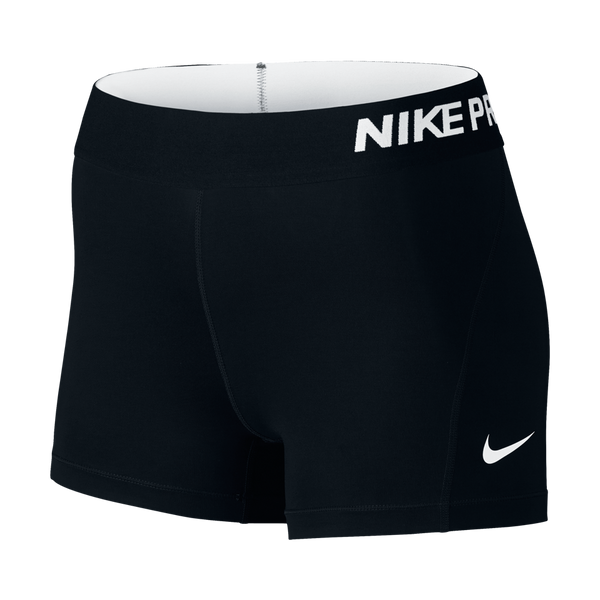 Nike Women's Pro Cool Short Black