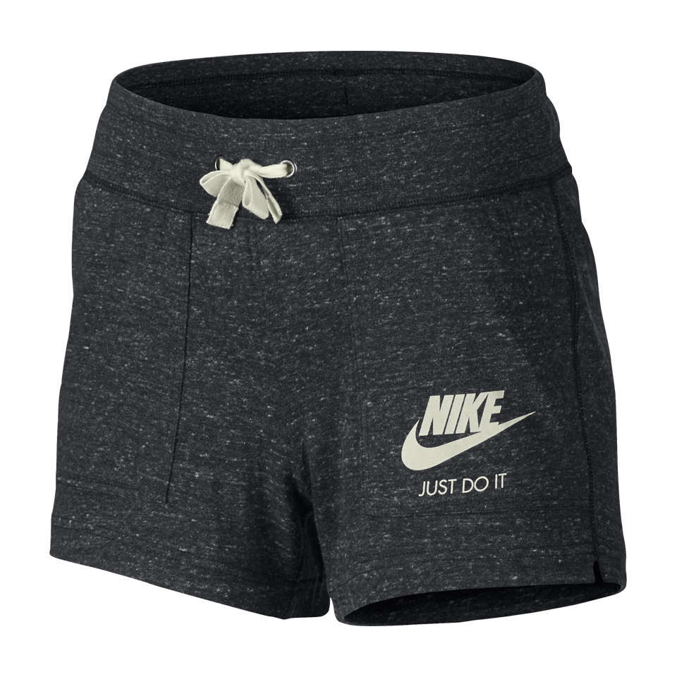 Nike Women's Gym Vintage Short Antracite
