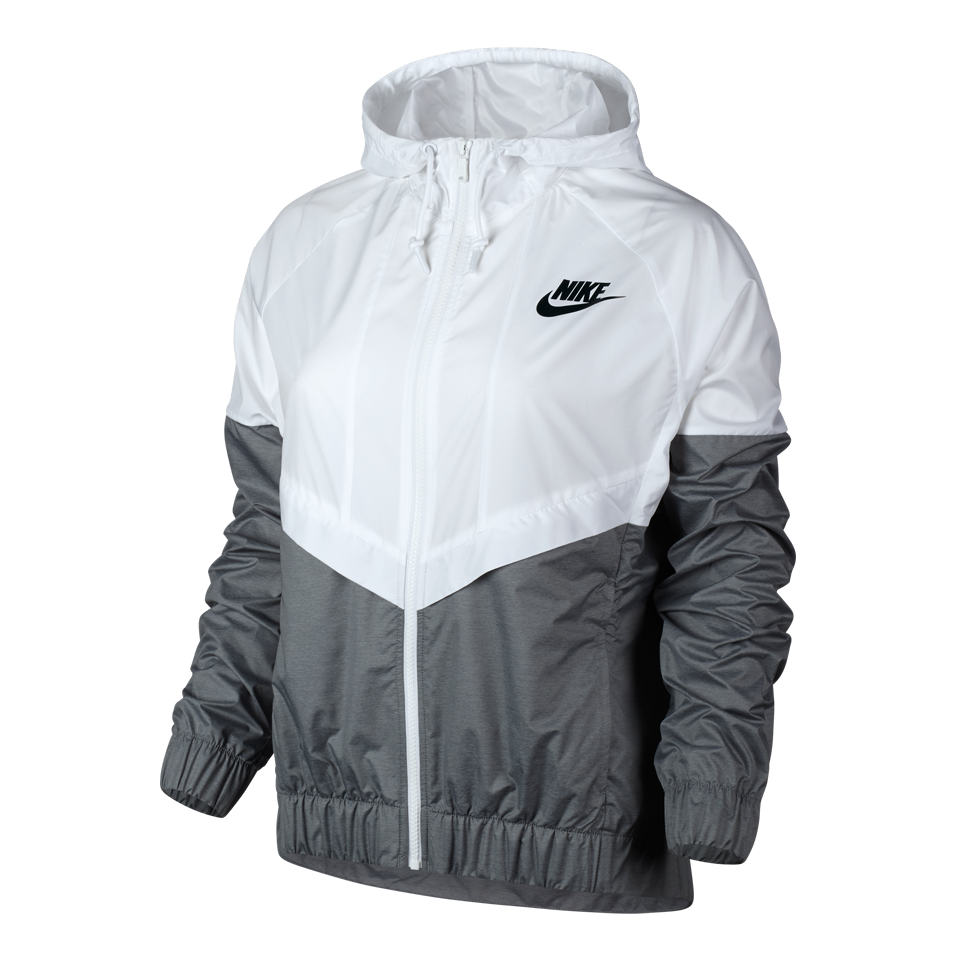 Nike Women's Windrunner Jacket White