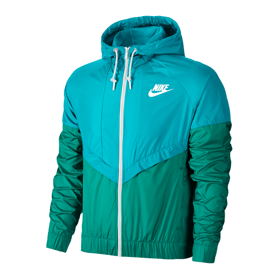 2bce8fb2c838 Nike Women s Windrunner Jacket Omega Blue - Play Stores Inc
