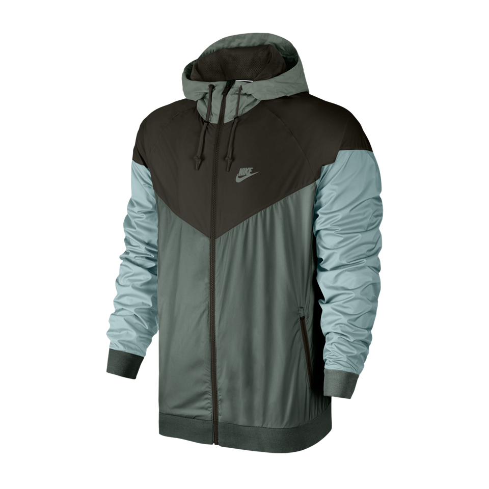 d7c2eee24551 Nike Men s NSW Windrunner Jacket Dark Stucco - Play Stores Inc