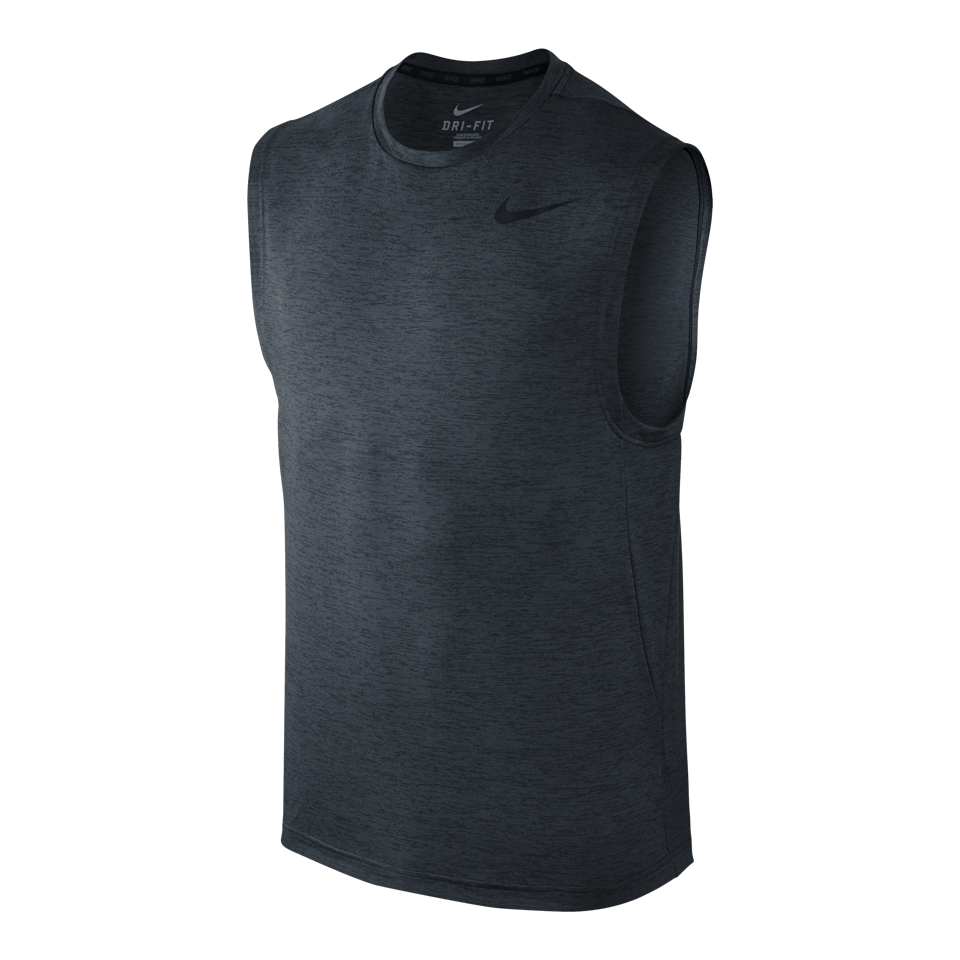 Nike Men's Dry Training Tank Black