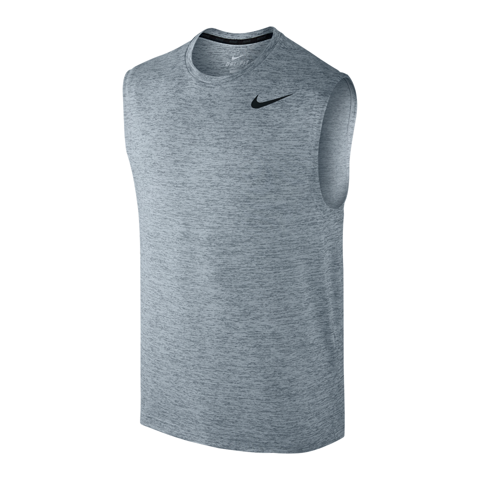 Nike Men's Dry Training Tank Cool Grey