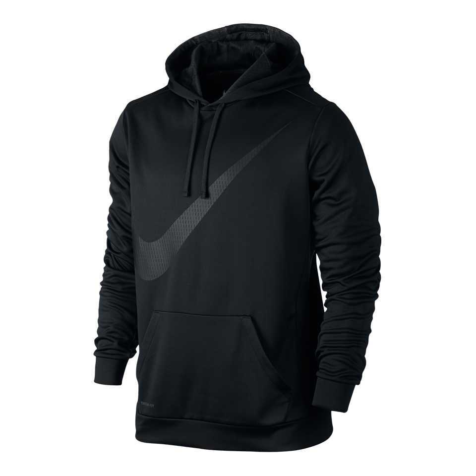 c73a84e1 Nike Men's KO Sonic Fade Hoodie Black - Play Stores Inc