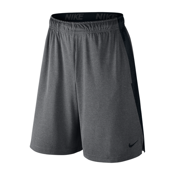 "Nike Men's Fly 9"" Short Charcoal Heather"