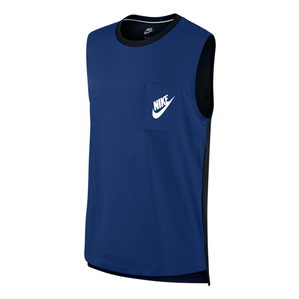 Nike Women's Signal Muscle Tank/Singlet Deep Royal