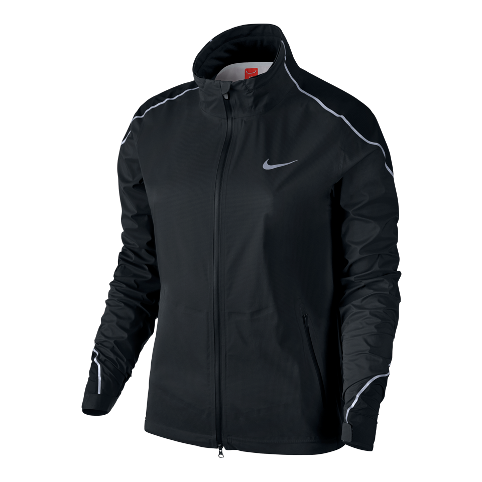 Nike Women's Hypershield Light Jacket Black