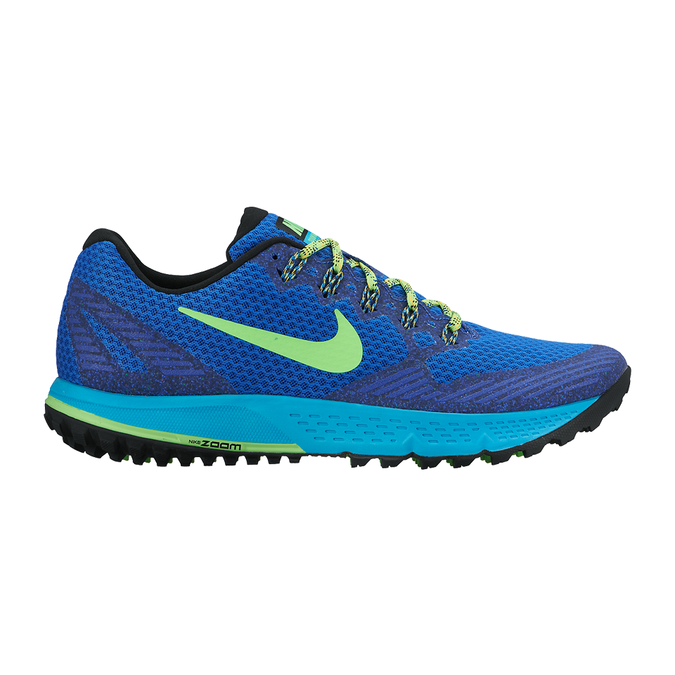 Nike Men's Air Zoom Wildhorse 3 Royal
