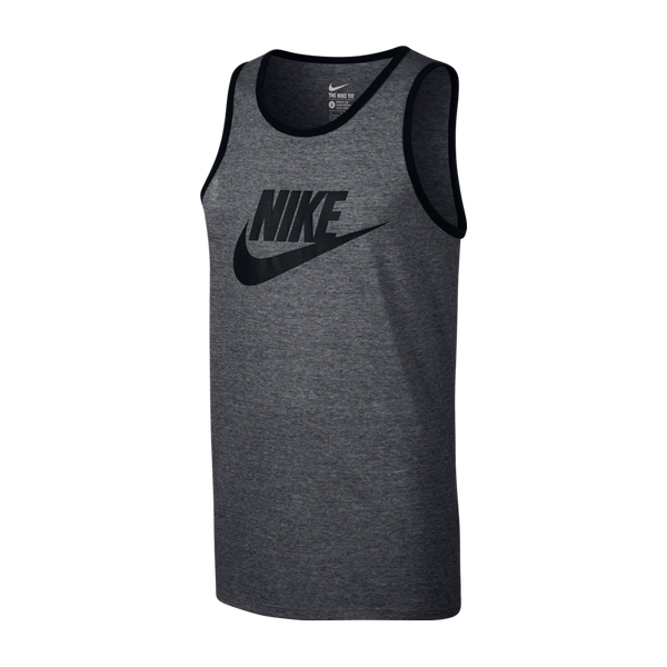Nike Men's NSW Tank Ace Carbone Heather