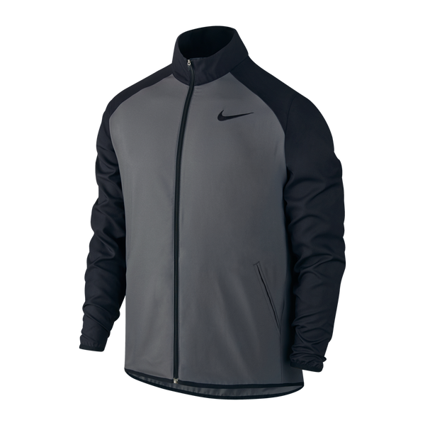 Nike Men's Team Training Jacket Dark Grey