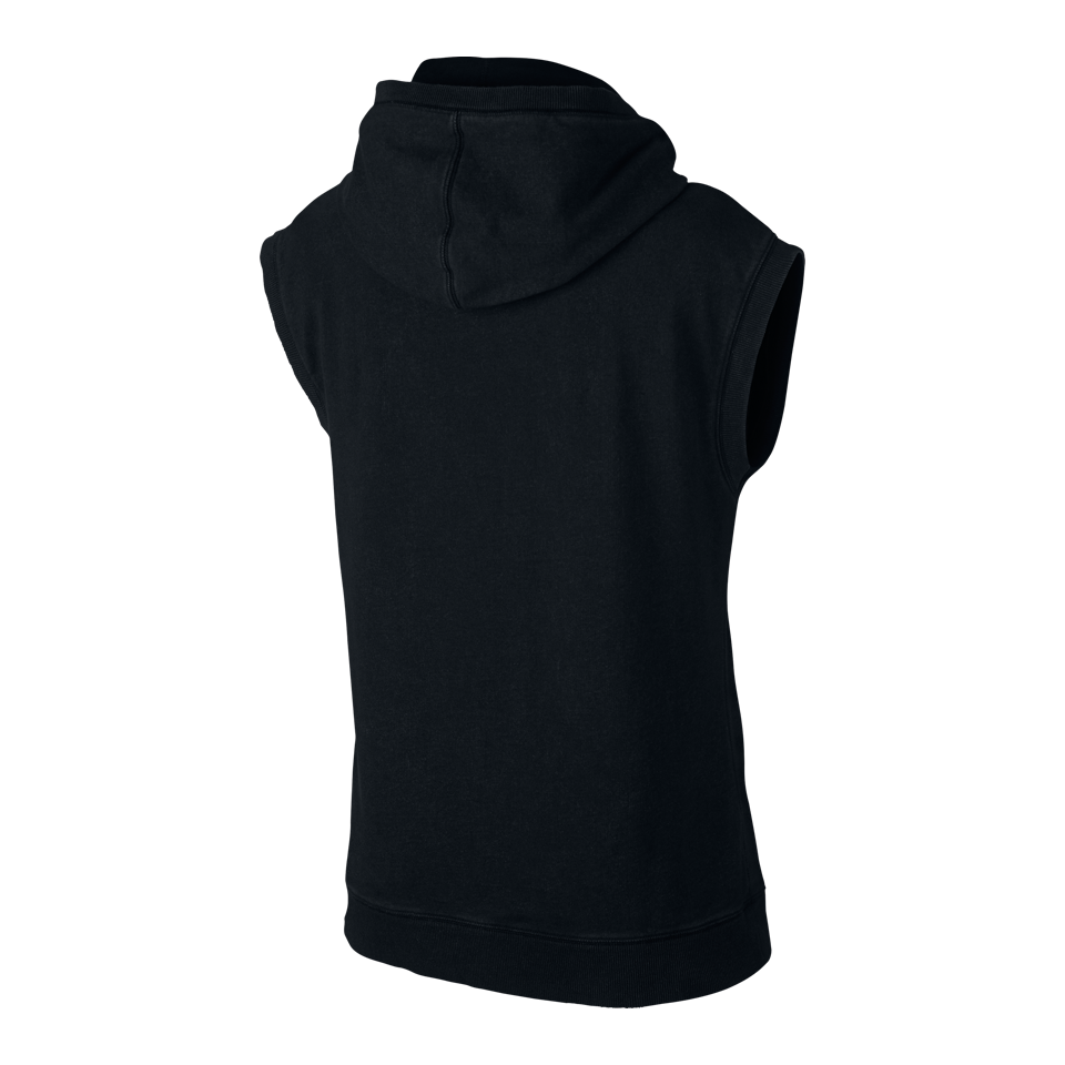Nike Women's Solstice Sleeveless Hoodie Black