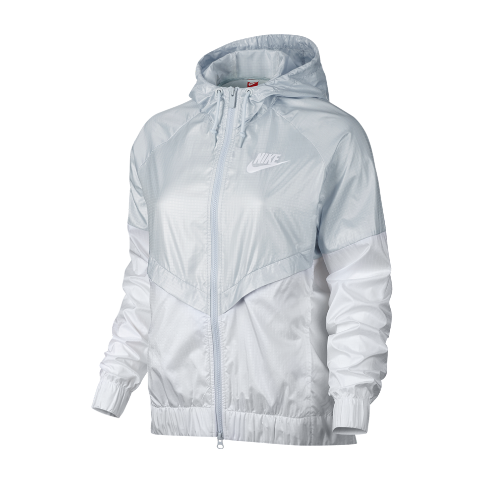 Nike Women's Windrunner Jacket Pure Platinum