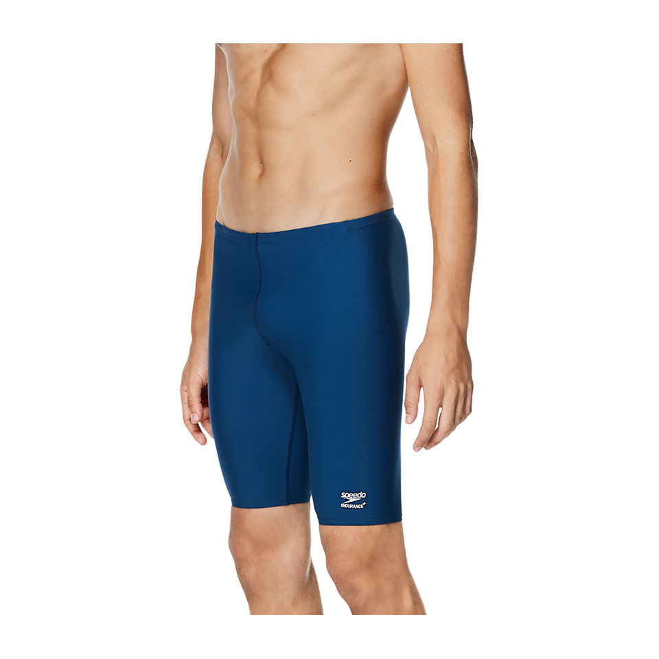 Speedo Men's Endurance + Poly Jammer Navy