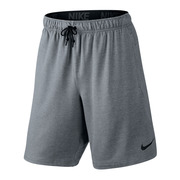 "Nike Men's Dry Training 8"" Short Cool Grey"