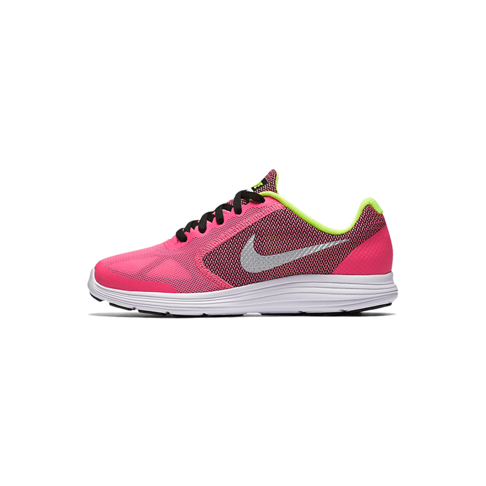 Nike Girls Revolution 3 Pink Blast