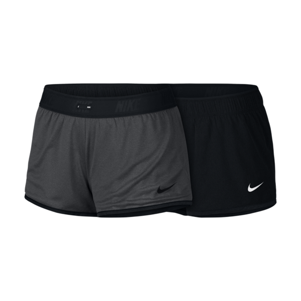 Nike Women's Flex Short Reversible Black/Grey