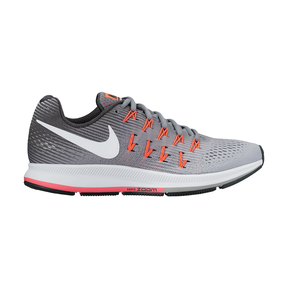 Nike Women's Air Zoom Pegasus 33 Wolf Grey