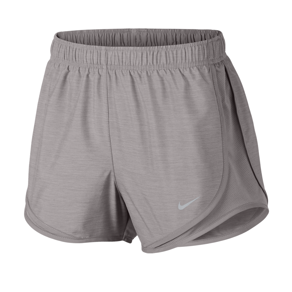 best sneakers 64dc1 839b3 Nike Women s Tempo Running Shorts Atmosphere Grey - Play Stores Inc