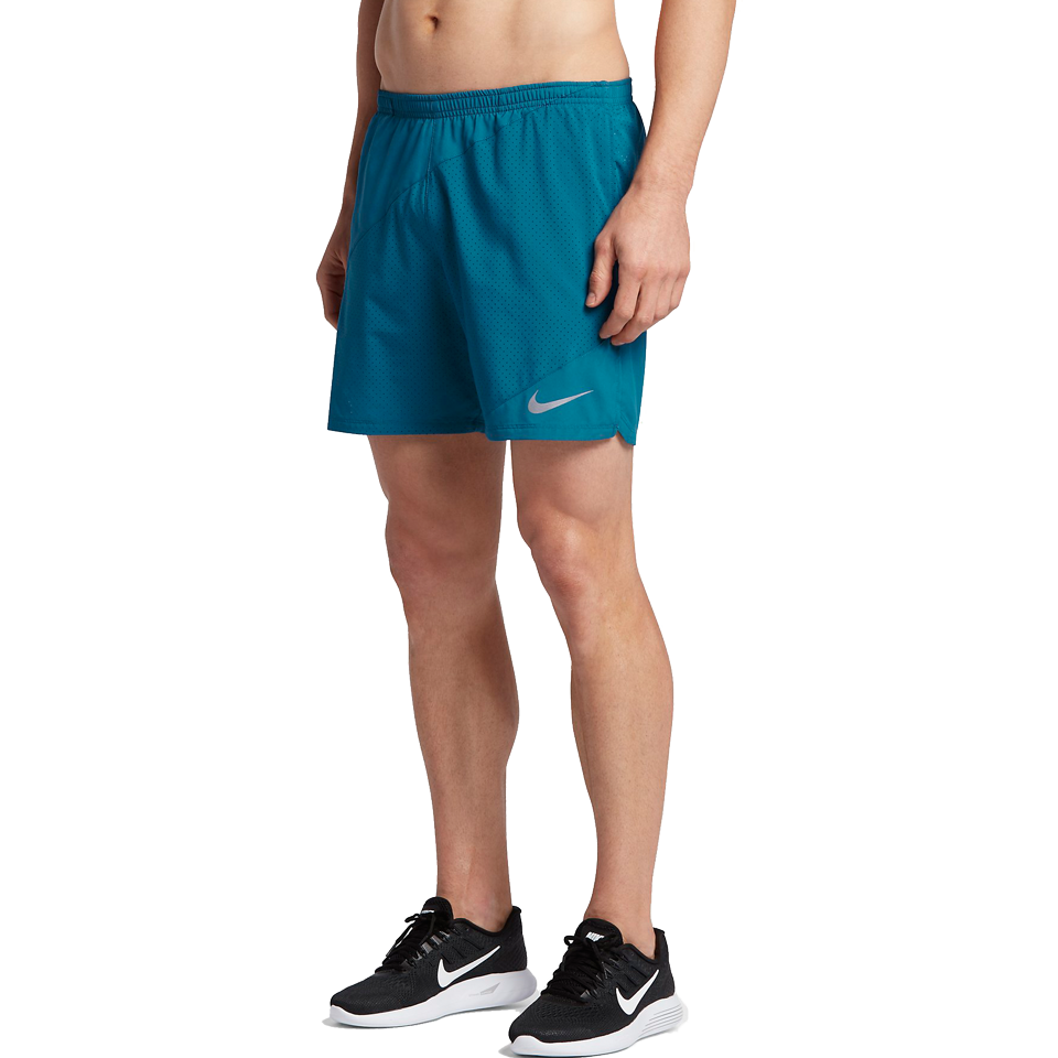 "Nike Men's 7"" Flex Short Industrial Blue"