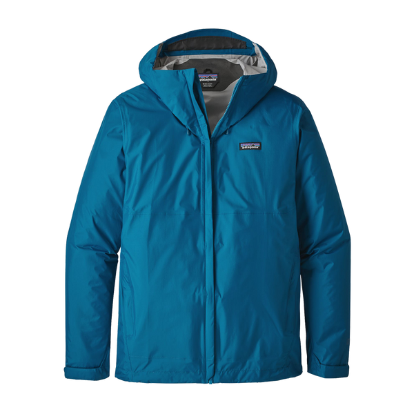 Patagonia Men's Torrentshell Jacket Balkan Blue