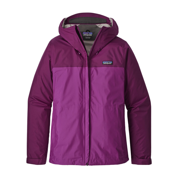 Patagonia Women's Torrentshell Jacket Geode Purple