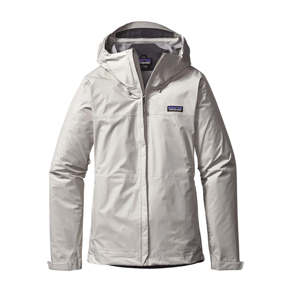 Patagonia Women's Torrentshell Jacket Birch White