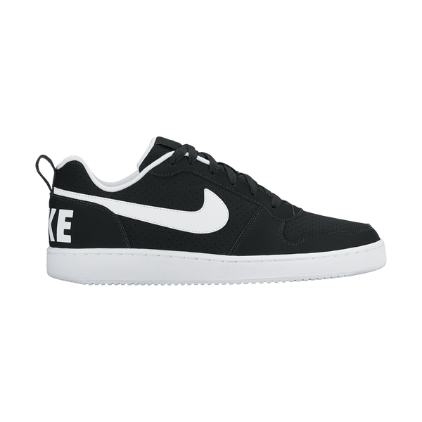 Nike Men's Court Royale Suede Black/White