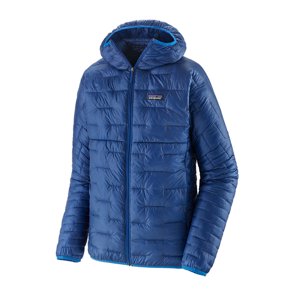 Patagonia Men's Micro Puff Hoody Superior Blue