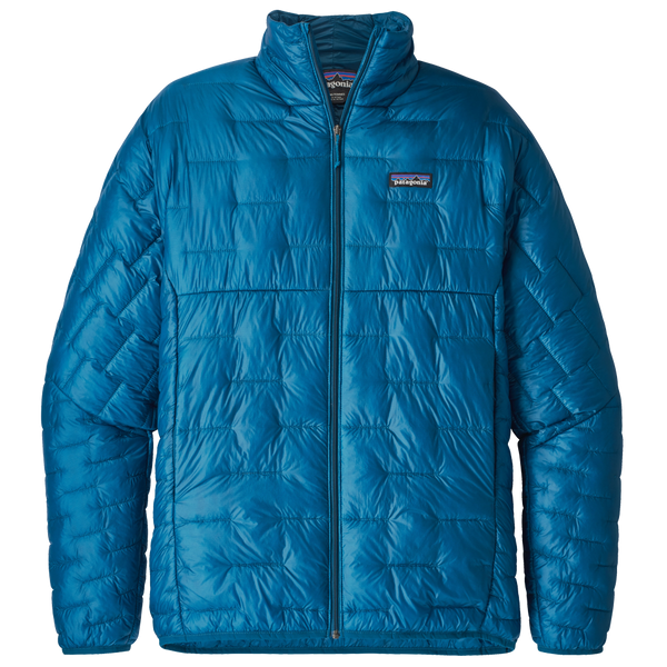 Patagonia Men's Micro Puff Jacket Balkan Blue