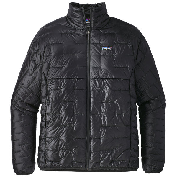 Patagonia Men's Micro Puff Jacket Black