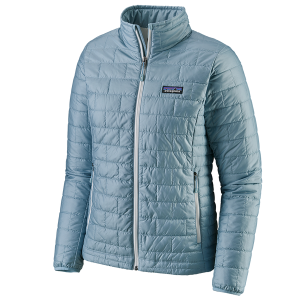 Patagonia Women's Nano Puff Jacket Big Sky Blue