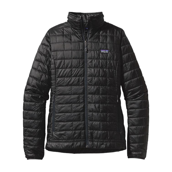 Patagonia Women's Nano Puff Jacket Black
