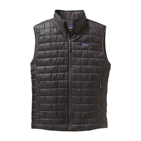 Patagonia Men's Nano Puff Vest Forge Grey