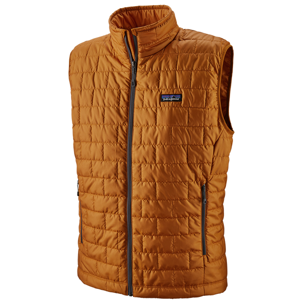 Patagonia Men's Nano Puff Vest Hammonds Gold