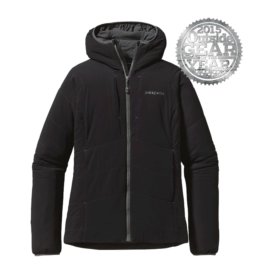 Patagonia Women's Nano Air Hoody Black